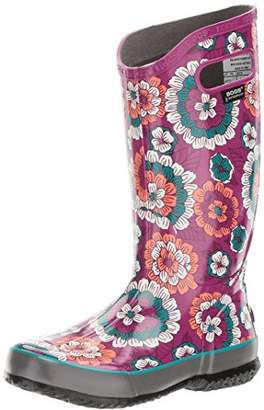 Bogs Women's RAIN Boot Pansies