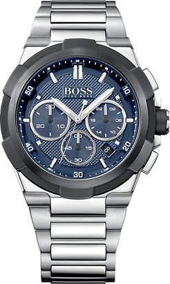 HUGO BOSS 1513360 supernova stainless steel watch