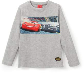 Cars Long-Sleeved T-Shirt, 2-10 Years