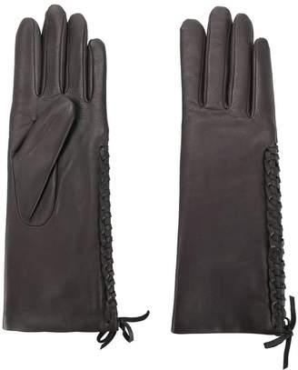 Agnelle レースディテール 手袋