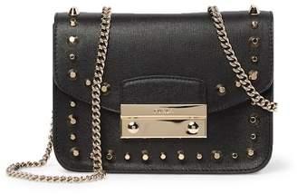 Furla Julia Mini Studded Crossbody Bag