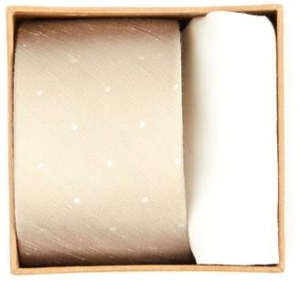 The Tie Bar Bulletin Dot Tie Box