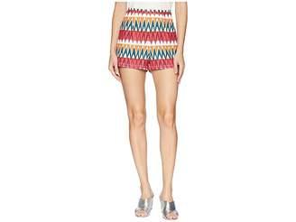Tahari ASL Macky Knit Short Women's Shorts