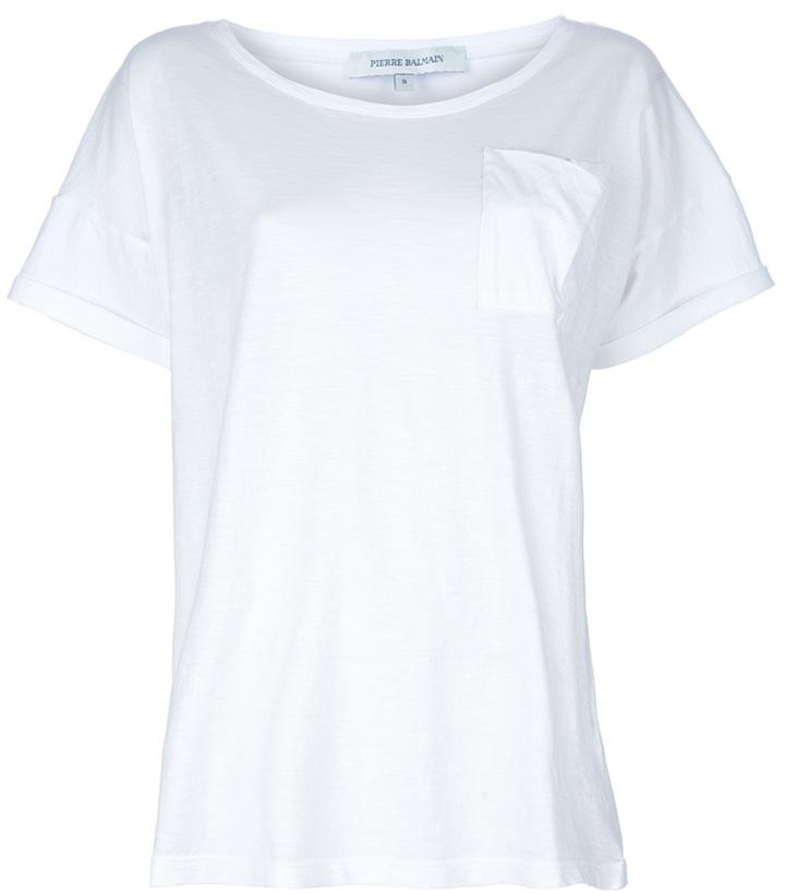 Pierre Balmain Loose fit t-shirt