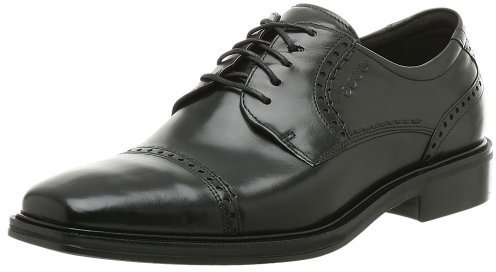 ECCO Men's Montreal Cap Toe Oxford
