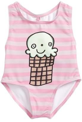 Stella McCartney Molly Ice Cream One-Piece Swimsuit
