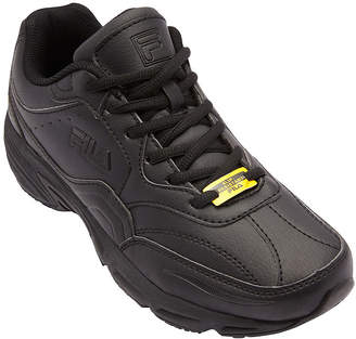 Fila On The Job Mens Slip-Resistant Work Shoes