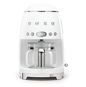 Smeg Dcf02Whau Drip Coffee Machine - White