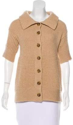 Diane von Furstenberg Wool-Blend Knit Cardigan