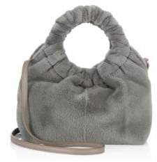 The Row Sheared Mink Fur Bag