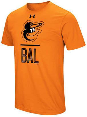 Under Armour Men's Baltimore Orioles Performance Slash T-Shirt