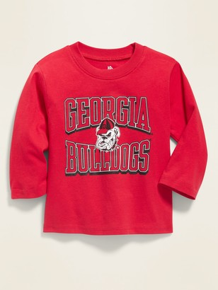 "Old Navy University of GeorgiaA ""Georgia Bulldogs"" Tee for Toddler Boys"