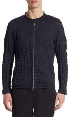 Issey Miyake Torus Jersey Jacket