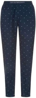 Emporio Armani Check Lounge Trousers