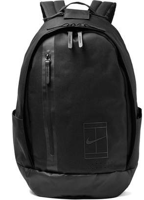 Nike Tennis - NikeCourt Advantage Canvas Backpack - Men - Black
