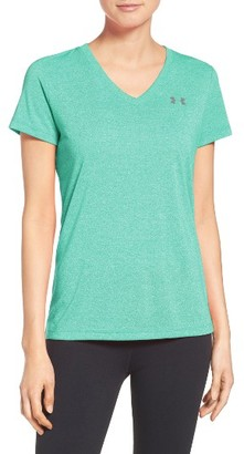 Women's Under Armour Twist Tee $29.99 thestylecure.com