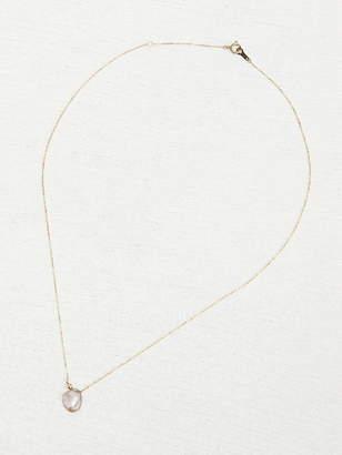 Amina (アミナ) - amiinah Natual Sapphire necklace アミナ アクセサリー