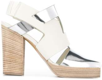 Rick Owens slingback sandals