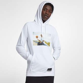 """Nike Jordan Sportswear """"He Got Game"""" Men's Pullover Fleece Hoodie"""