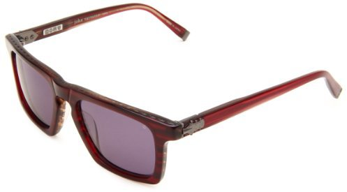 John Varvatos Men's V779 Square Sunglasses