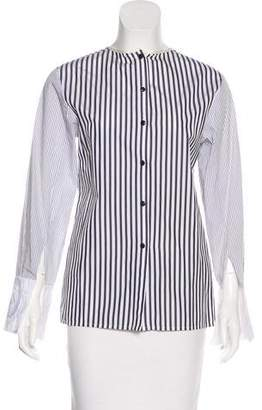Maiyet Striped Long Sleeve Top