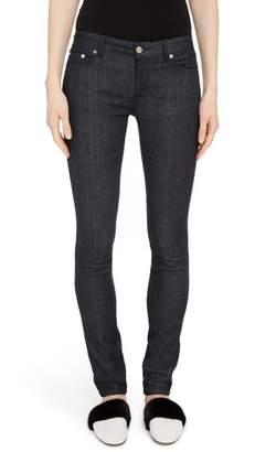 Givenchy Tab Logo Skinny Jeans