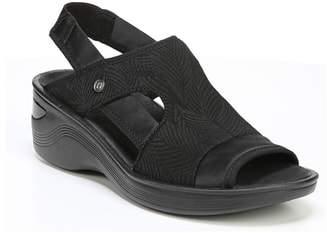 BZEES Dashing Wedge Sandal