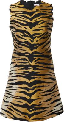 RED Valentino Tiger Print Mini Dress