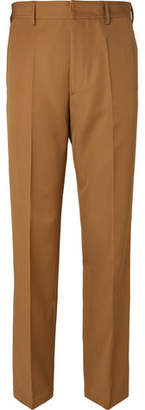 Dries Van Noten Wool-Twill Trousers