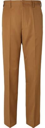 Dries Van Noten Wool-Twill Trousers
