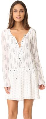 The Jetset Diaries Hayworth Mini Dress $189 thestylecure.com