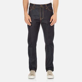 Nudie Jeans Men's Brute Knut Regular/Tapered Fit Jeans