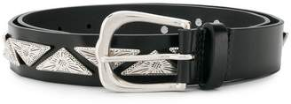 Isabel Marant embellished Western belt