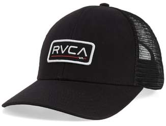 3def2f5c598cc where to buy rvca parrots 5 panel hat black free shipping 93788 69ffc  new  zealand rvca ticket ii trucker hat 3c977 07b64