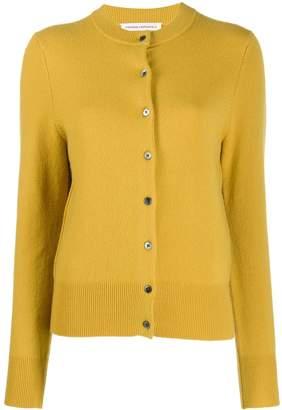 Extreme Cashmere long sleeve knit cardigan