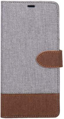 Blu Element 2-in-1 Folio-2 Tone Galaxy S9+ Grey/Brown Phone Case