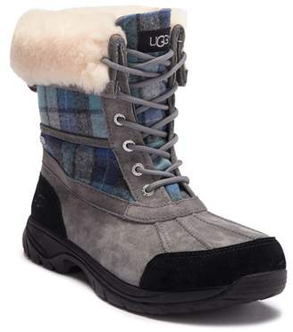 UGG Butte Wool-Lined Boot