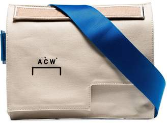 A-Cold-Wall* asymmetric messenger bag