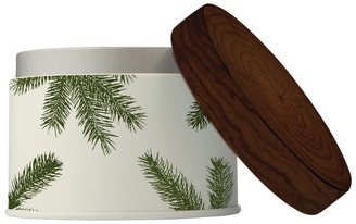 Thymes Frasier Fir Poured Tin Candle