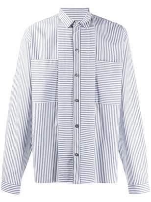Ann Demeulemeester striped shirt