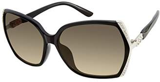 Southpole Women's 240sp-oxts Square Sunglasses