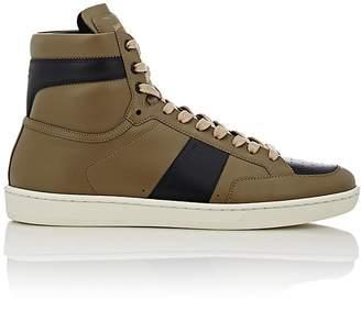 Saint Laurent Men's SL/10H Sneakers