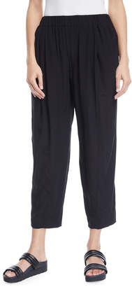 Urban Zen Pull-On Stretch Cropped Pants
