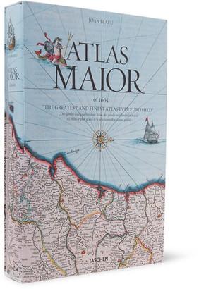 Atlas Maior Hardcover Book