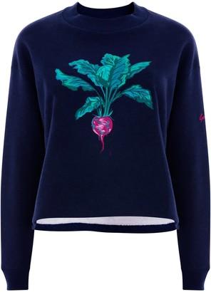 Gung Ho Beetroot Sweatshirt