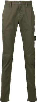 Stone Island skinny trousers