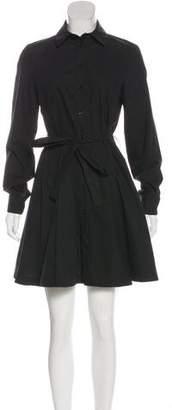 Proenza Schouler Mini Shirt Dress