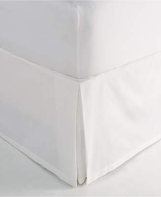 Hotel Collection Closeout! Inlay Cotton Queen Bedskirt, Created for Macy's Bedding