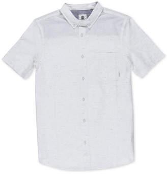 Element Men's Greene Neps Chambray Shirt