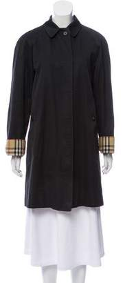 Burberry Structured Casual Jacket